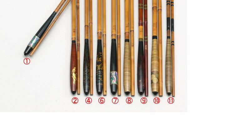 бамбуковая снасть рыбака